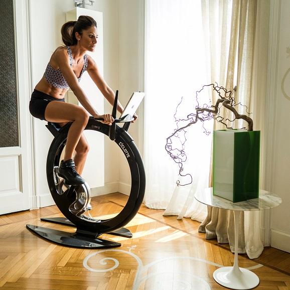Покупка велотренажера
