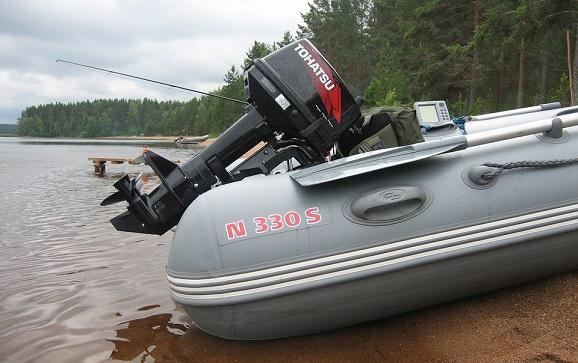 Как выбрать мотор на лодку?