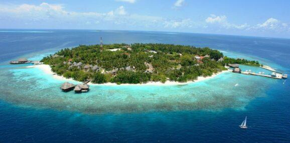 Мечта, а не отдых — чудо-Мальдивы