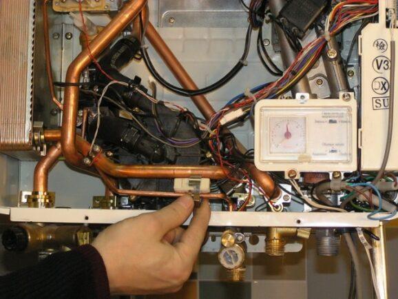 Причины поломок газовых колонок