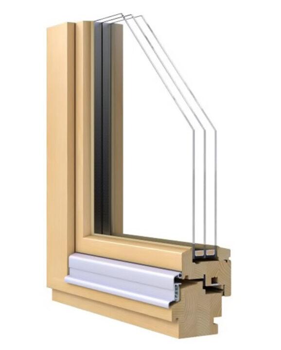 Окна деревянные от производителя