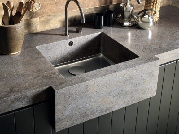 Кориан искусственный камень для кухонь